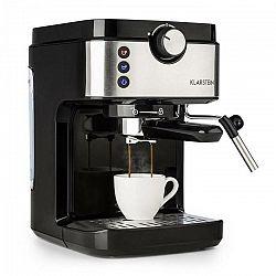 Klarstein BellaVita Espresso, kávovar, 20 bar, 1575 W, 900 ml, strieborný