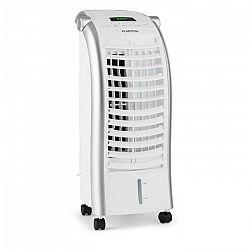 Klarstein Maxfresh, ochladzovač vzduchu, ventilátor, 6 l, 65 W, diaľkový ovládač, chladiaca náplň, biely